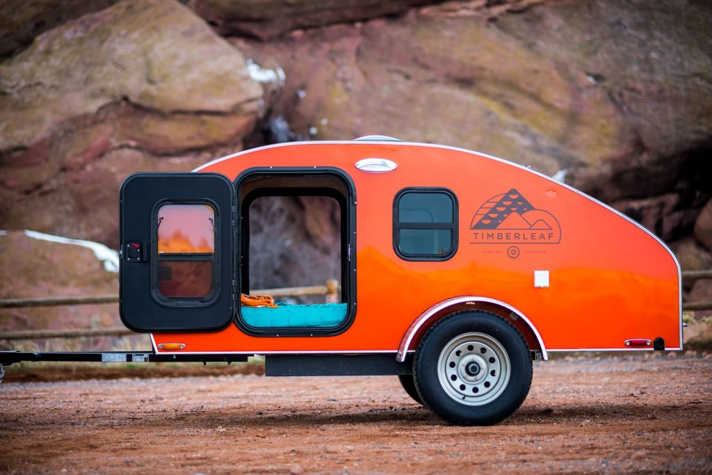 Top 10 Ultra Lite Travel Trailers Under 2000 lbs ...