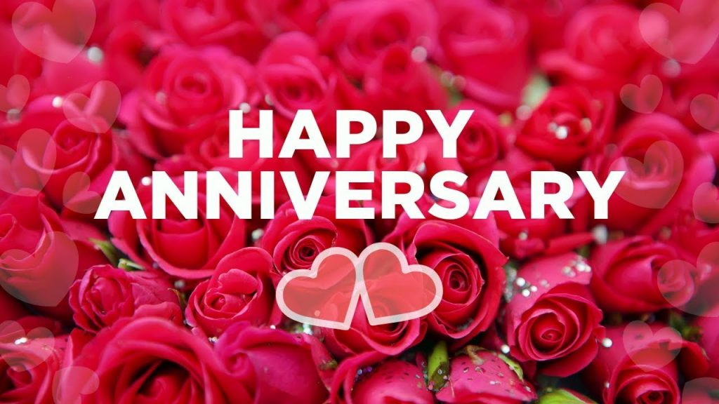 Wedding Anniversary for Wife