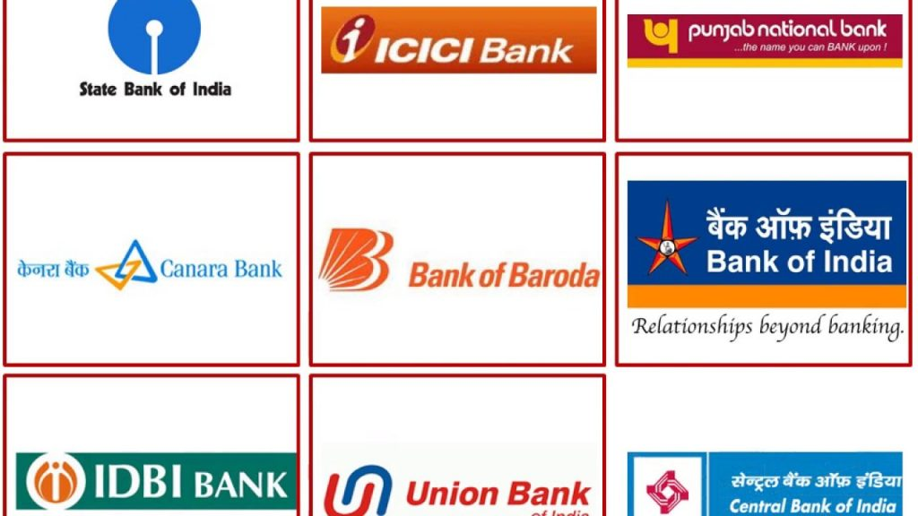 Famous Indian Banks