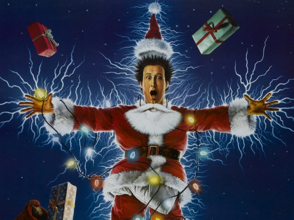 Christmas Vacation: Trim Your Christmas Vacation Wonderfully