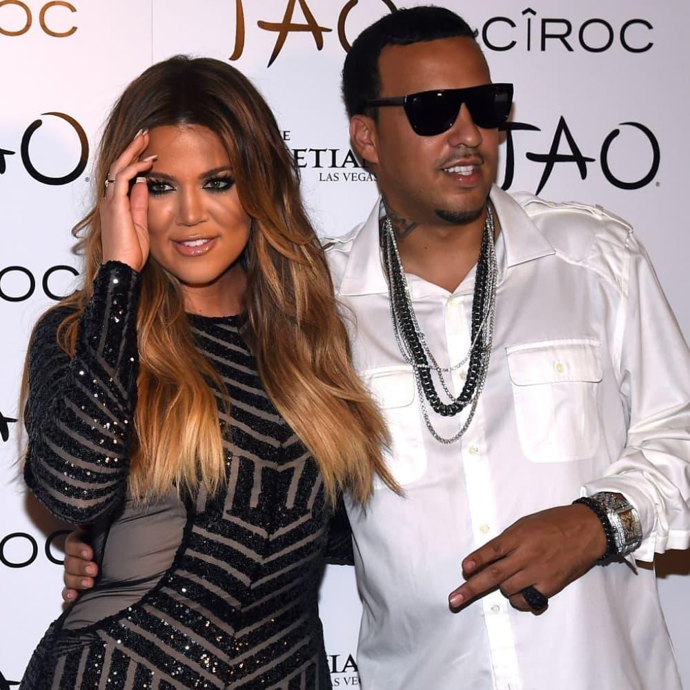 Iggy Azalea rebounded and engaged with the Khloe Kardashian's ex French Montana