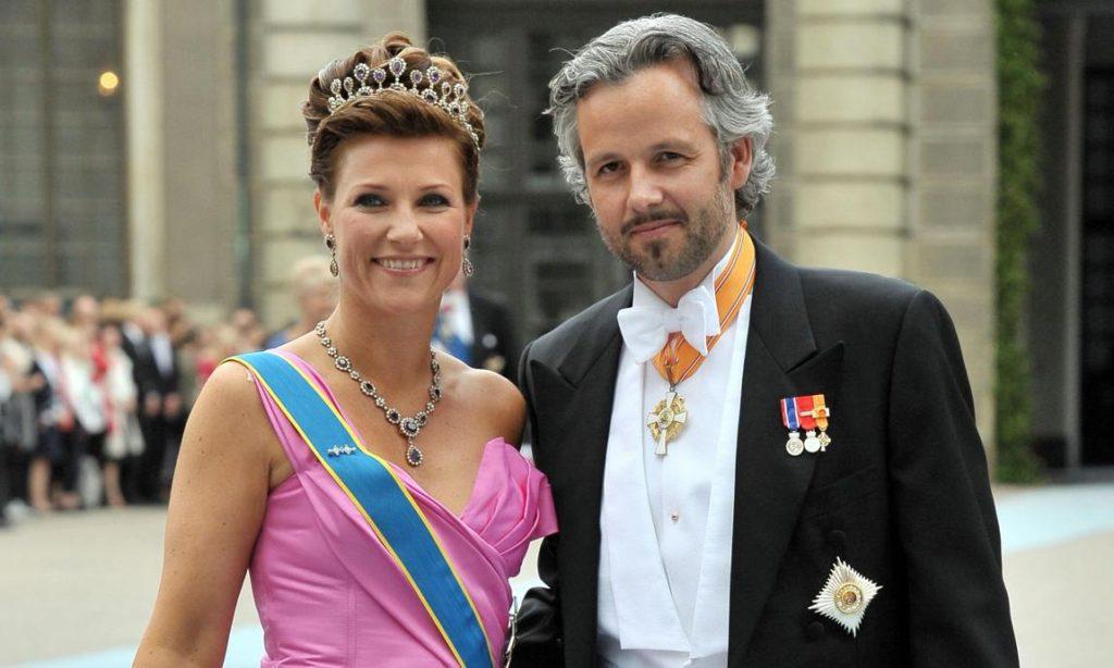 Divorce of Princess Märtha Louise of Norway with Ari Behn