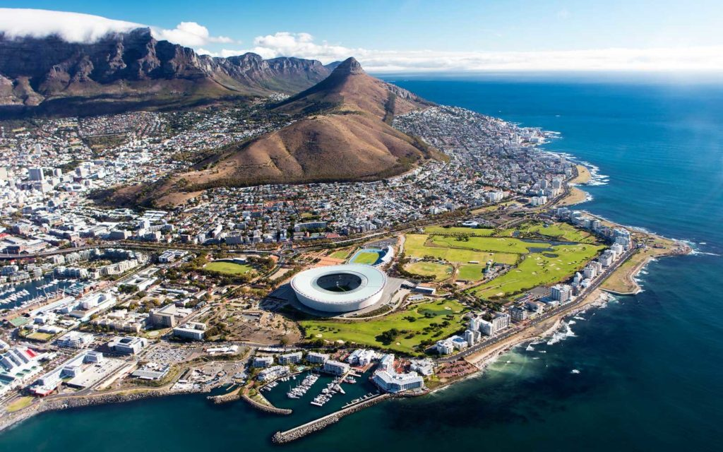Places to Visit in South Africa for Honeymoon