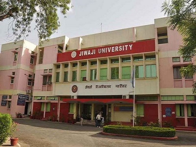 Jiwaji University of Gwalior : Admission, Results, Courses