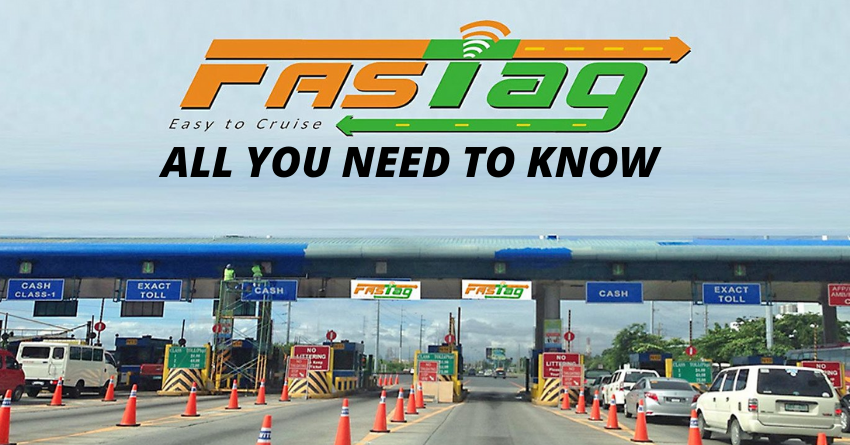 What is FASTag And Here are some FAQs on FASTags