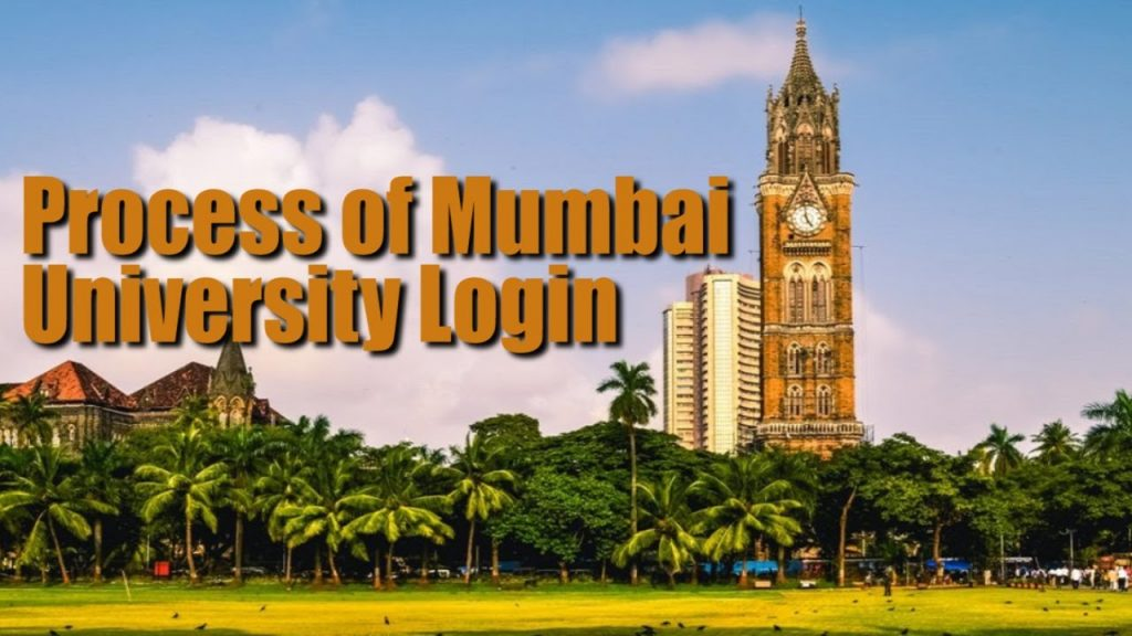 Mumbai University Login : Mumbai University