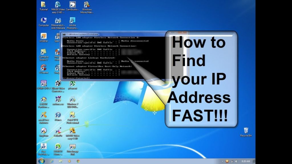How to Find IP Address on Windows
